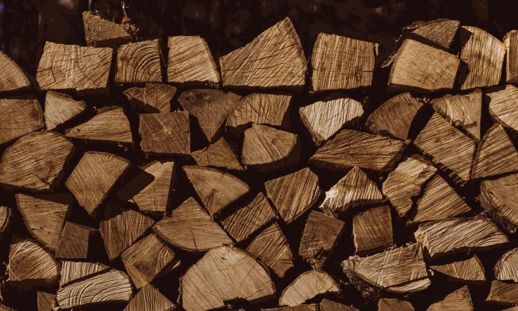 Duurzaam opwekken Biomassa Hout