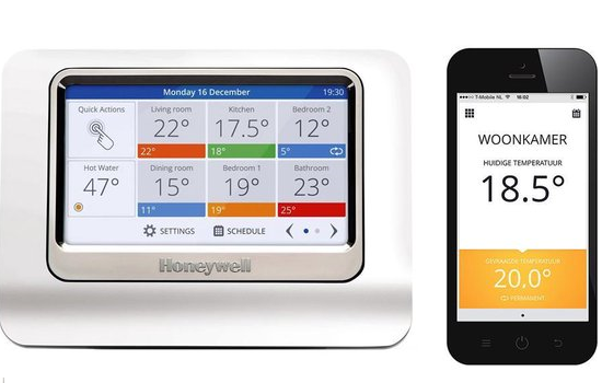 Honeywell Evohome Connect Pakket Modulerend Slimme thermostaat kopen