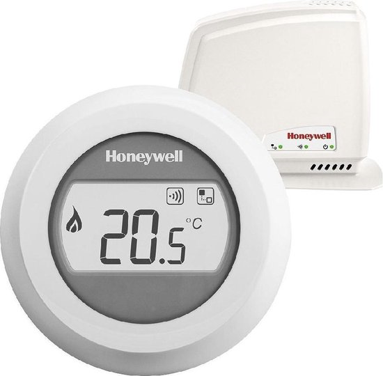 Honeywell Round Connected Modulation Thermostaat kopen