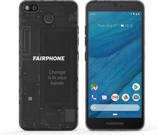 Fairphone 3 - 64GB - Zwart