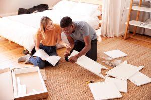 Zelf repareren meubels
