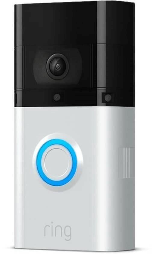 deurbel met camera