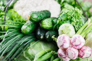 Duurzaam leven door gezond te eten