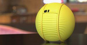 Close up Samsung Ballie