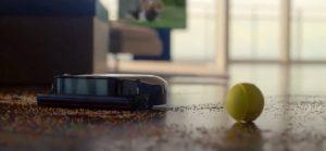 Samsung Ballie met Stofzuiger