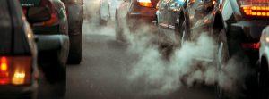 CO2 uitstoot door auto's