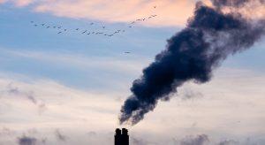 CO2 uitstoot van Aardgas