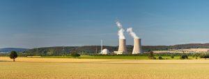 Kernenergie centrale