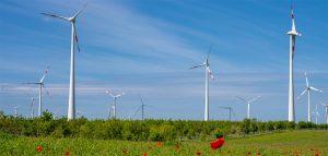 Windenergie opwekken