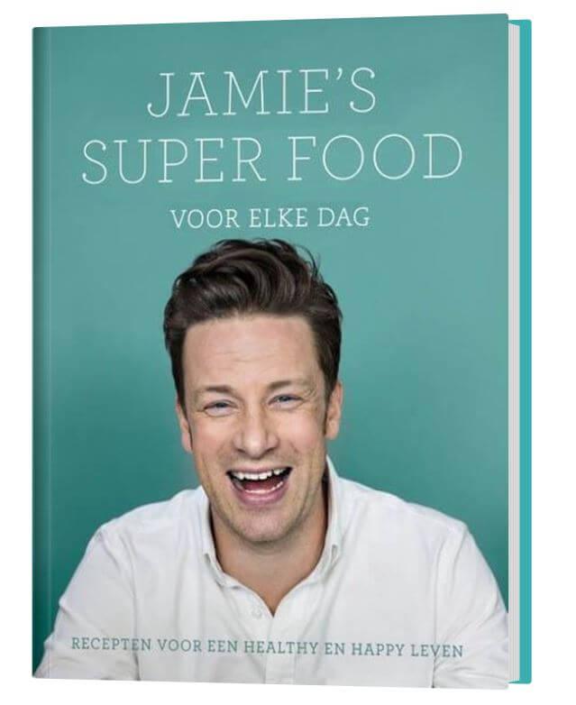 Boek Jamie's Super Food voor elke dag