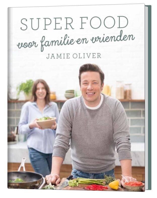 Boek Super Food voor Familie en Vrienden