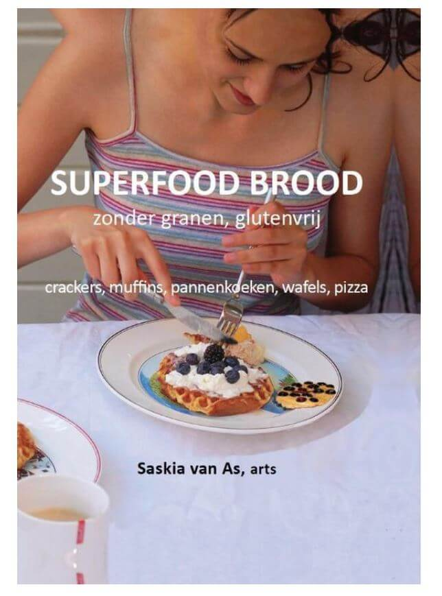 Boek Superfood Brood