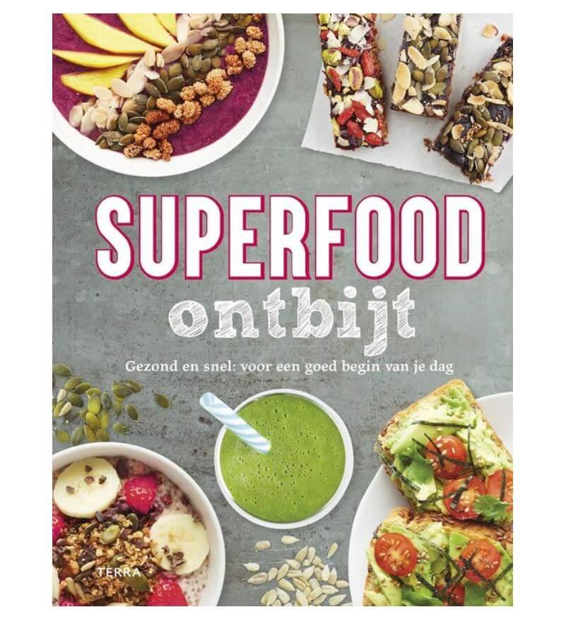 Boek Superfood Ontbijt
