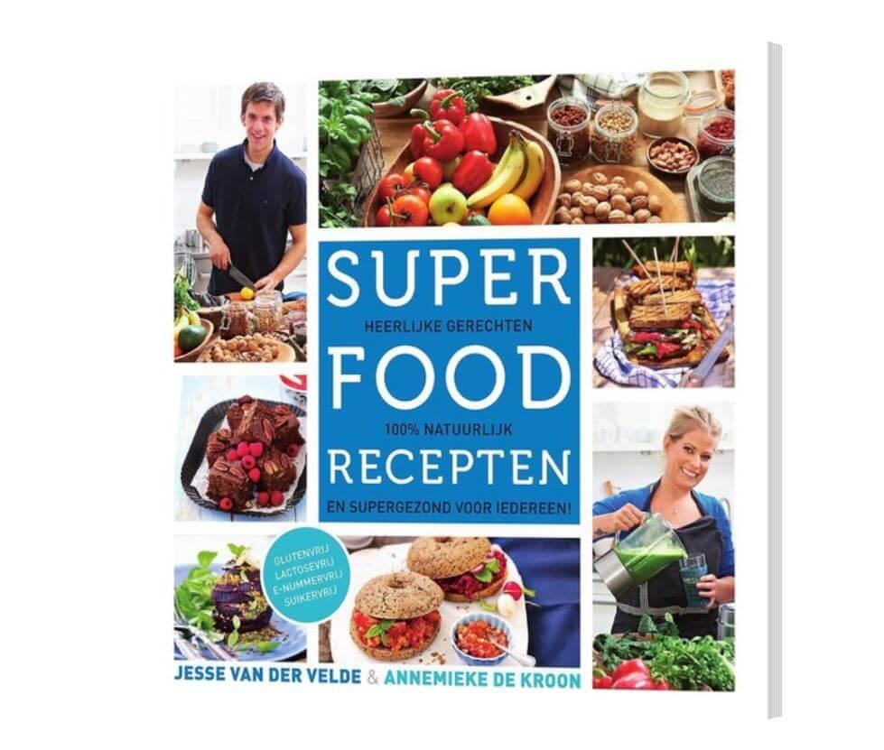 Boek Superfoods Recepten