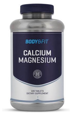 Body&Fit Calcium en Magnesium