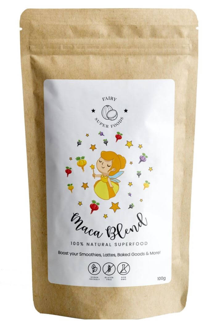 Fairy Superfoods Organic Maca Blend