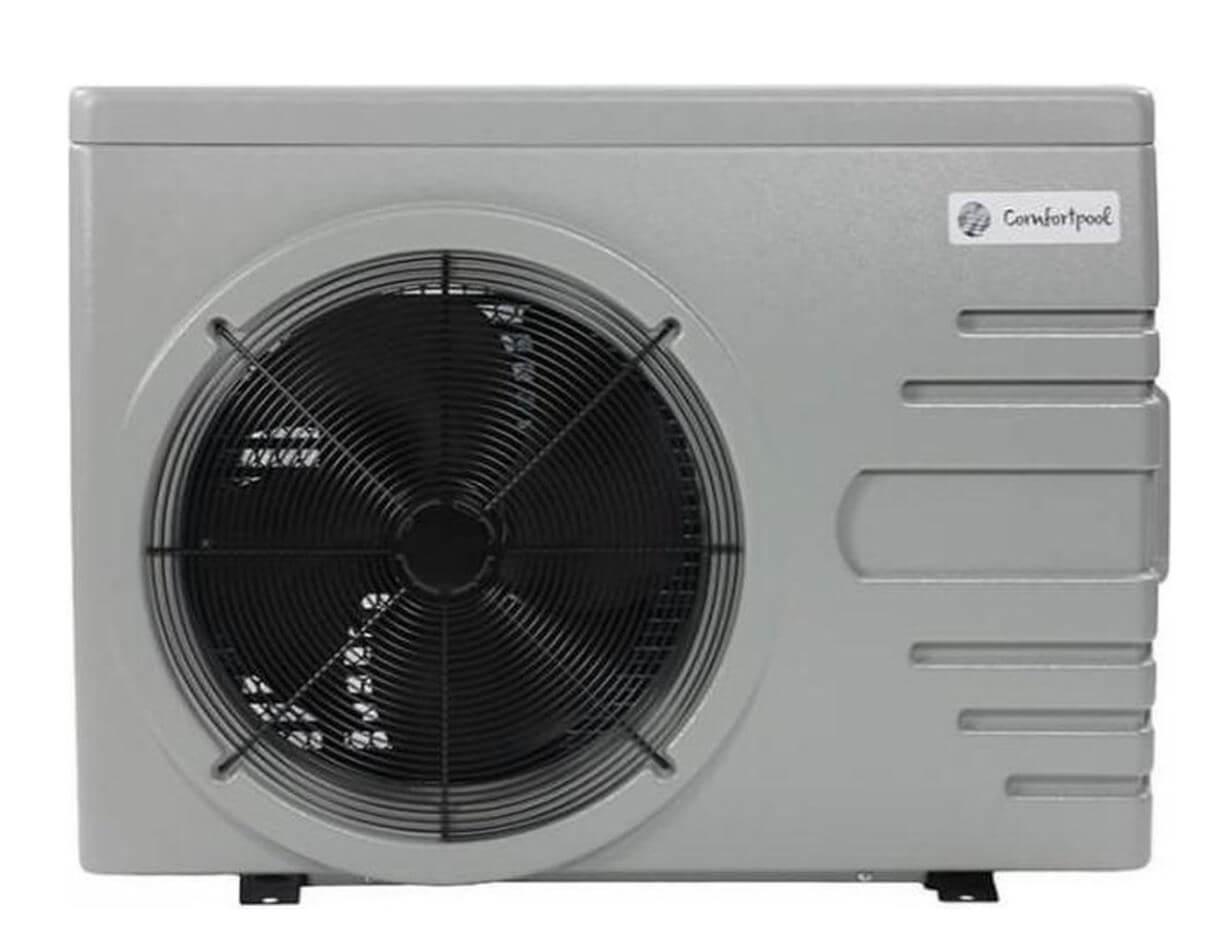 Inverter Pro 17 Zwembad Warmtepomp