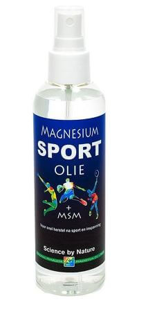 Science by nature Magnesium Sportolie