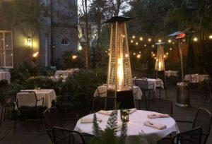 Terrasverwarming Restaurant