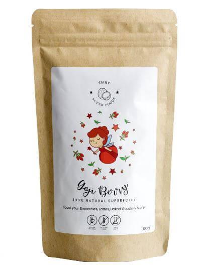 Fairy Superfoods Goji bessen poeder