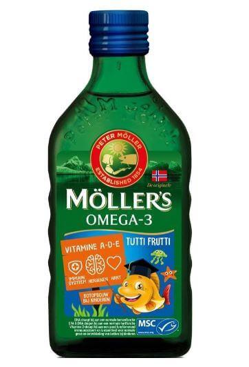 Möller's Omega-3 Tutti Frutti Visolie