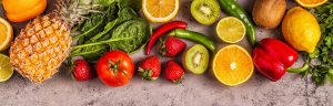 Producten met veel Vitamine C