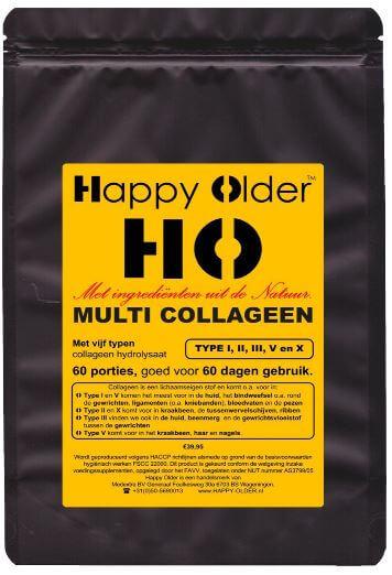 Happy Older Multicollageen