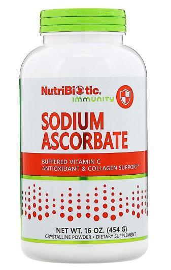 NutriBiotic Vitamine C Poeder Ontzuurd