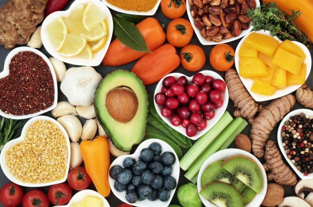 Gezonde voeding voor een betere weerstand
