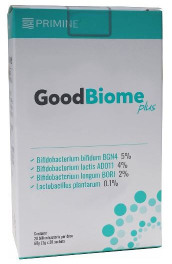 GoodBiome Premium Probiotica & Prebiotica