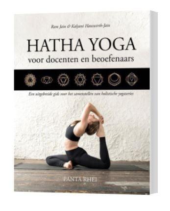 Boek Hatha Yoga voor docenten en beoefenaars