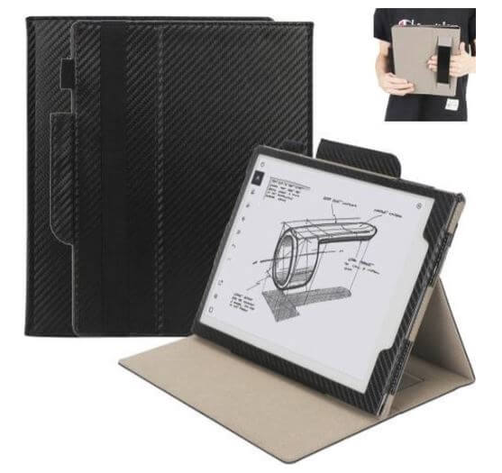 reMarkable 2 Horizontal Flip Leather Case
